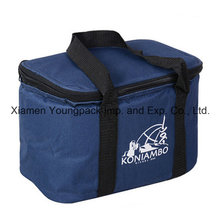 Deluxe Small 600d Polyester Food Cooler Bag pour promotionnel