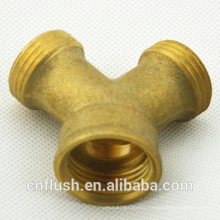 Copper y fittings