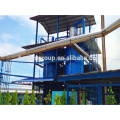 Planta da destilação do óleo do pneu da pirólise da alta tecnologia da alta tecnologia com CE e ISO
