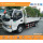 JAC euro4 4000L dung suction tank truck