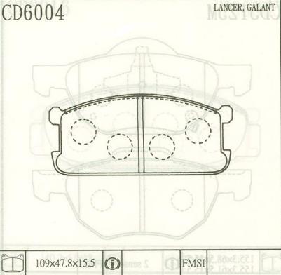 CD6004
