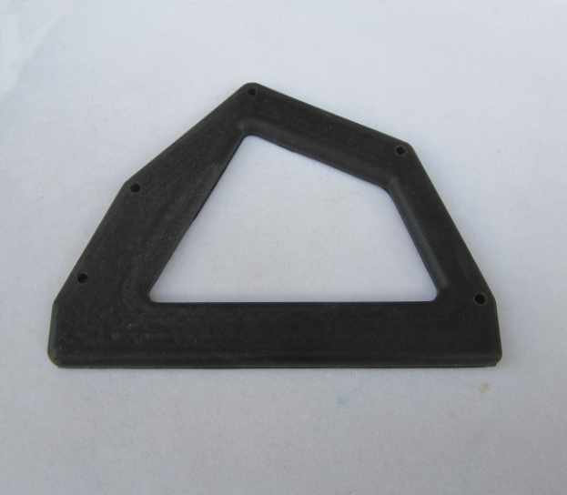 40 Durometer A Shore Butyl Rubber Gasket