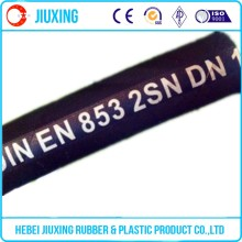 SAE100R2 High Pressure Steel Wire Reinforced Rubber Hydraulic Hose
