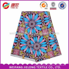 100% polyester wholesale african wax print fabric,printed fabric
