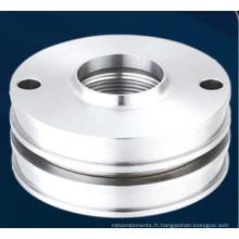 Piston d'usinage de haute qualité pour l'industrie hydraulique