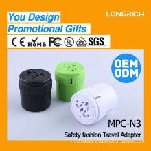 The best Christmas gift universal power socket hotel socket,corporate gift europe style pop-up floor socket