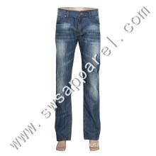 2015 Hot Sale Men Fashion Denim Jeans Trousers