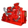 Gerador diesel da bomba de água de 60Hz 1000kw para a luta contra o incêndio emergente