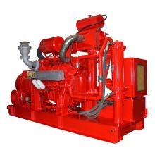 Wasserpumpen-Dieselgenerator 60Hz 1000kw für auftauchende Feuerbekämpfung