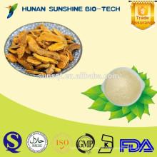 Producto de aterosclerosis de grado cosmético 95% Tetrahidrocurcumina