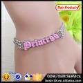 Alloy Chains Fashion Princess Charm Bracelet for Women