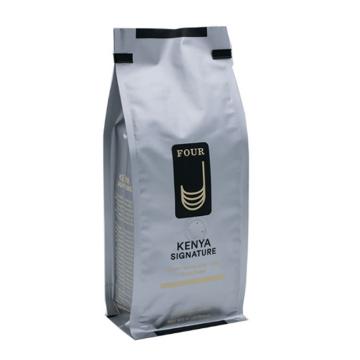 Пакет для упаковки кофе из ПЭТ / АЛ / ПЭ