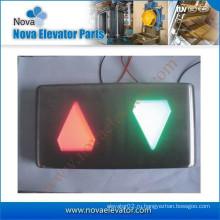 Дешевый настольный фонарь с линией Hairline SS для пассажирского лифта