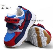 Функция новый дизайн детская обувь удобные зимние спортивные ботинки (ZB61)