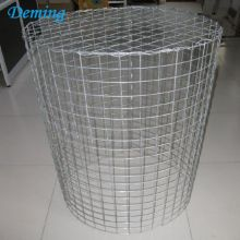 Partihandel Factory High Zinc Coating Svetsad Gabion Box