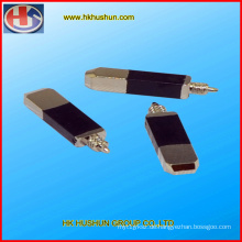 Europe Community Plug Pins mit Isolierung (HS-BS-014)