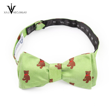 Professional Casual Printed Bow Tie Factory