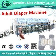 Full-Automatic Half-Servo Adult Diaper Machine Manufacture (CNK250-HSV)