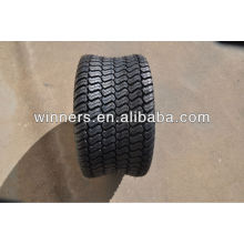 Neumático y rueda sin cámara 20x10.00-8