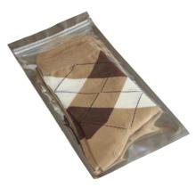 Socks Bag/Transparance Socks Packaging/Plastic Socks Bag