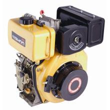 CE pequeño Motor diesel de un solo cilindro refrigerado por aire (WD178)
