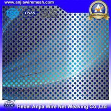 2015 Decorative Aluminum Perforated Metal Sheet