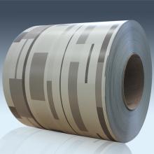 PCM-Metallmaterial in Spulen