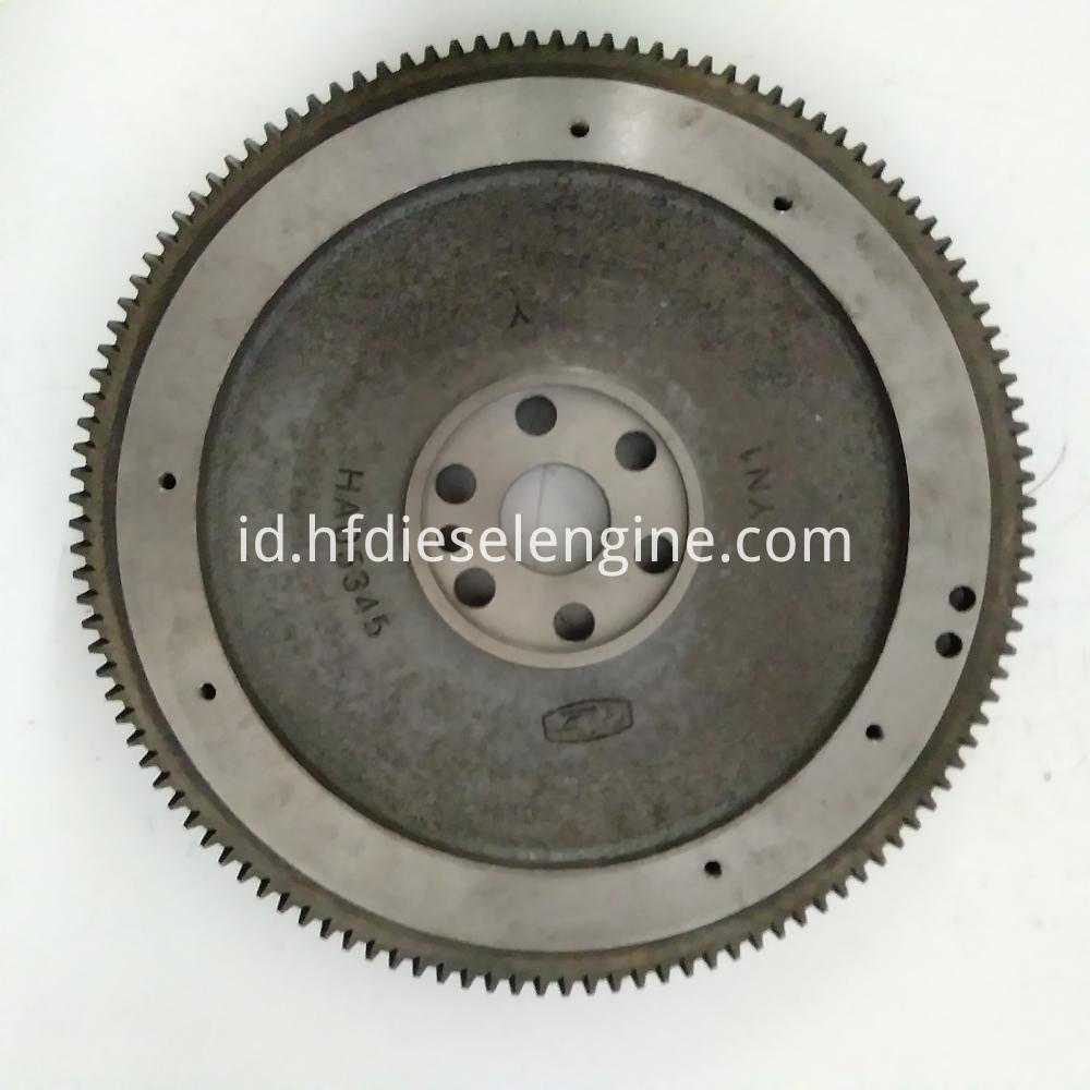 Flywheel With Gear