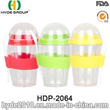 2016 nuevo BPA libre ensalada Shaker Cup (HDP-2064)
