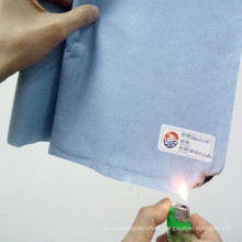 Flame Retardant Spunlace Nonwoven Fabric Breathable