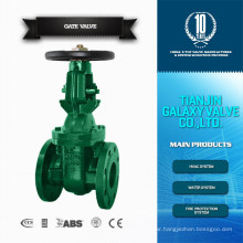 hard sealing gate valve OS&Y