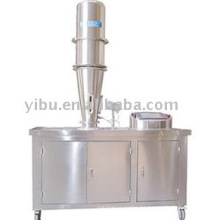 Multi-Function Granulator & Coater usado en la mezcla