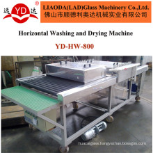 Glass Cleaning Machinery Glass Washing and Drying Machine