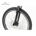 "Top E-cycle 26"" hummer folding electric bike hidden battery"