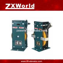 Ascenseur sans gouvernateur de contrôle de vitesse électronique de la salle des machines - deux voies - ZXA187