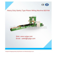 gantry planer (gantry type milling machine) for sale