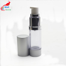 Cylinder Liquid Skincare Container Skin Care Airless Pump Bottle 30ml 50ml 100ml Airless-039RL