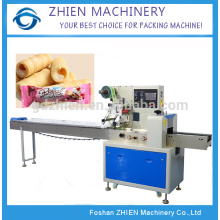 ZE-250D pillow packing machine for candy bar