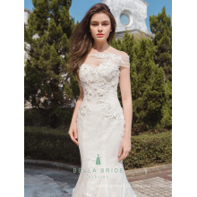 Sexy wedding dress images bridal wedding dress fish tail crystal wedding gowns