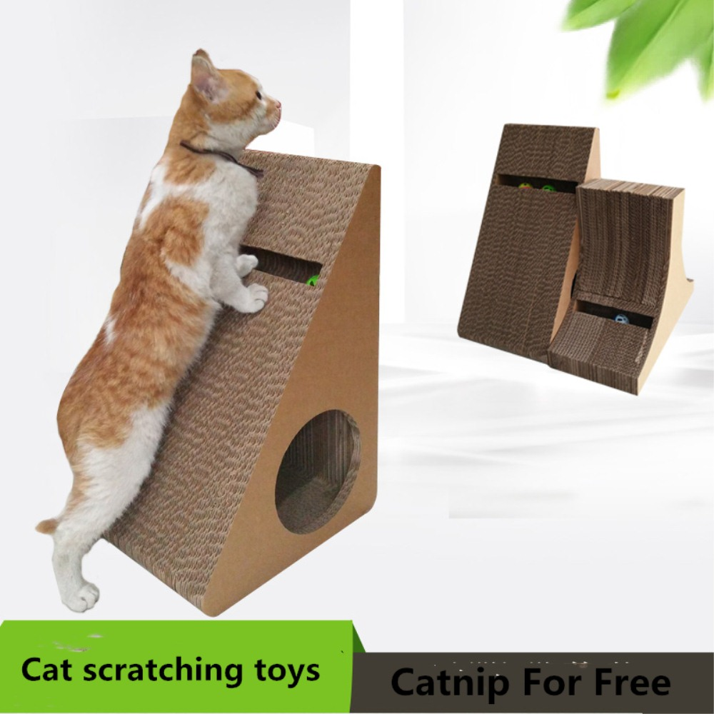 Scratch Plate Cat Toy
