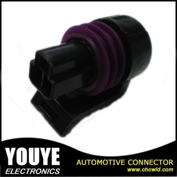 3 connecteurs boîtier hybride et Te Connectivity