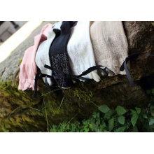 Estilo de la escuela Sweet Girl algodón calcetines popular buena mirada Shinning cuff con arco