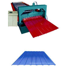 forward automatic color steel wall panel roller forming machine