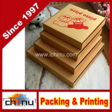 Toda la caja de encargo de la pizza del tamaño (1316)