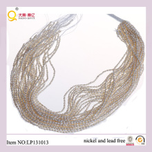 2.5mm White Rice Shape Pearl Lose Quality Pearl Strands