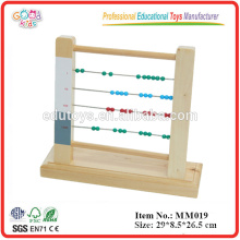 montessori material toys Colored Bead Chains Rack