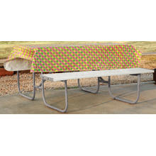 Pvc Printed fitted table covers Burlap Table Runner