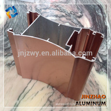 Aluminum windows Profile with moderate price