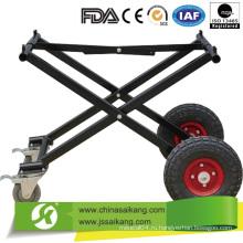Новый дизайн погребальные носилки с колесами
