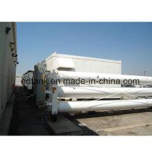 3 Jumbo Tubes CNG Storage Cascade